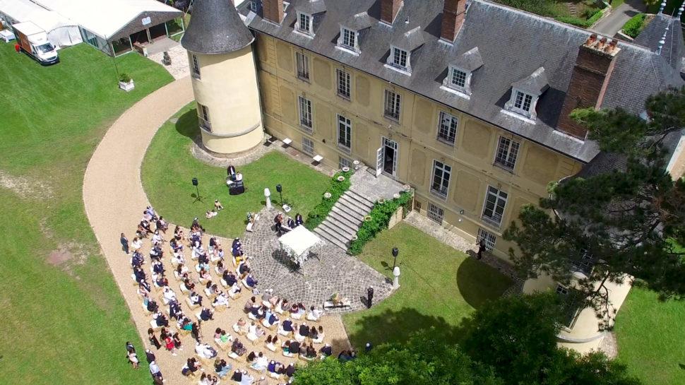 Bat Mitsva – Château de Vaugrigneuse